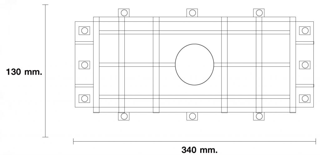 CLOSURE 12F-48F | NW – W012